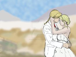 Ed and Winry: As Long As You Both Shall Live by tony-dinozzo