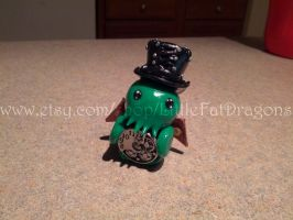 Little Fat Steampunk Cthulhu - Contest Piece by LittleFatDragons