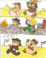 RPA 49- Classic Chase Scene by cartoonchick123