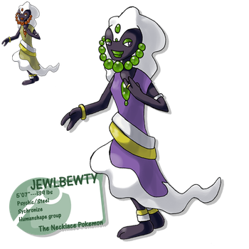 A valuable fakemon by G-FauxPokemon