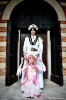 Code Geass: The Geass power by YuukiCosplayer
