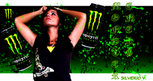 Monster Energy2 by silver2545