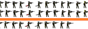 CIM infantry - Army, Marines, and Militia(COMMENT) by daniellandrom