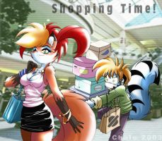 Shopping Time Baby by ChaloDillo