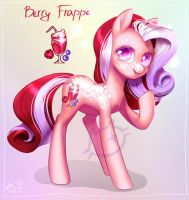 Berry Frappe adopt CLOSED by CatMag