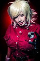Seras Victoria 'Blood Rage' by Horitsu