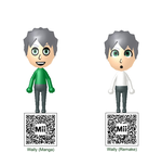 Wally Mii's by Pfaccioxx
