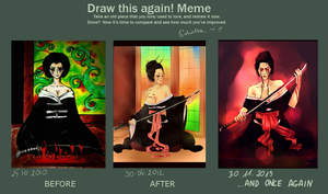 UPDATE: before-after meme by soi-scholla