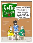 Planned Parenthood Cartoon by Conservatoons