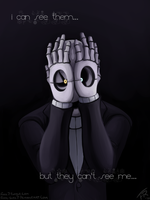 Undertale: I Can See Them... by forte-girl7