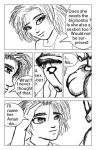 The painter, page -15 by EmmaComics