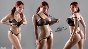Bianca Beauchamp wallpaper1 by Envius88