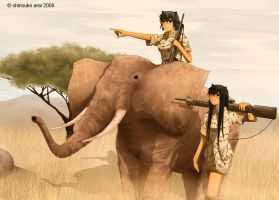 Africa_03 by dead-robot