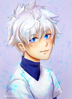 Killua by Suixere