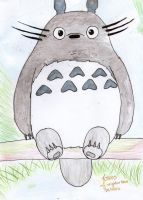 My Neighbor Totoro by SuperBluePanda