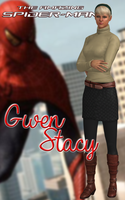 Gwen Stacy by Sticklove