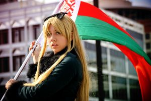Belarus - Raise the flag by SetaGinny