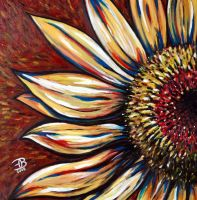Sunflower by BrandonEvans