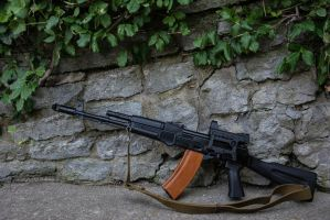 Russian AK74 by PLutonius
