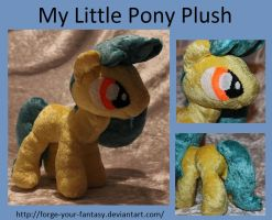 My Little Pony Plush - Prototype - My Little Pony by Forge-Your-Fantasy