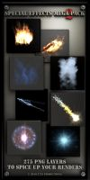 Special Effect Mega Pack 2 by 2753Productions