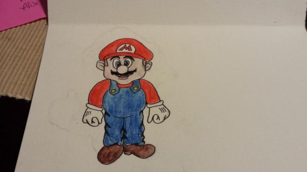 mario by Flames3531