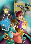 Trials of the Magi by quila111