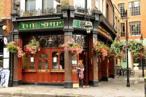 London pub 2 by wildplaces