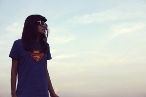 No, I know - I'm no superman. by MiriMysterious
