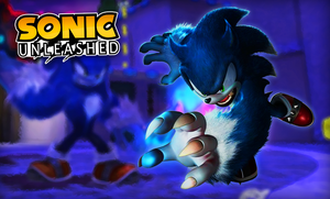 Sonic Unleashed Wallpaper by NuryRush