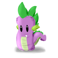 An accurate depiction of Season 4 Spike by Frist44