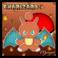 Charizard Chao by CCgonzo12