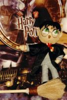 harry potter by saethewitch