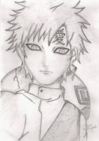 Gaara Of The Desert. by scorpio90
