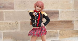Cater Cosplay FF Final Fantasy Type-0 by DatAsianChick