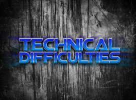 Technical Difficulties by MKGraphics