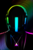 Daft Punk by Aoi-Heart