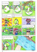 Super Mario - Page 3 by Ma-yara