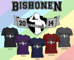 Bishonen In Training Tee by FeebyNeko