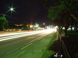 Slow Shutter Speed by Antho188