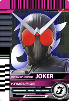 Kamen Ride: Joker by YorkeMaster
