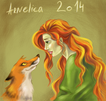 we foxes by Arnelica