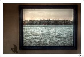 the window HDR by cradeloso