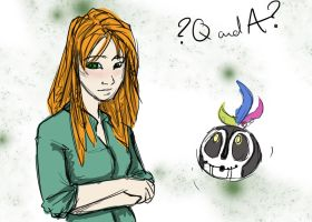 DW: Q and A by AraRouge