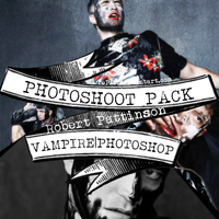 Robert Pattinson Photoshoot Pack by SulePir