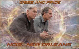Mark Harmon - NCIS - New Orleans by silverfox2159