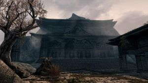 Sky Haven Temple by Conn1321