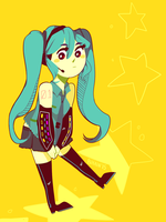MARCH 10 (29): MIKUMIKU by buhains