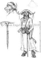 An Andurian City Inspector by Baron-Engel