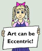 Chibi Sign Art Can Be Eccentric by MelianOfMist